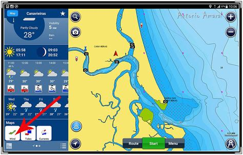 navionics boating app navionics boating hd app for android v 7 01 the hull