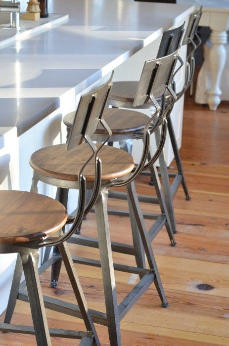 Magnolia Farms Bar Stools by Best 25 Rustic Counter Stools Ideas On Farm