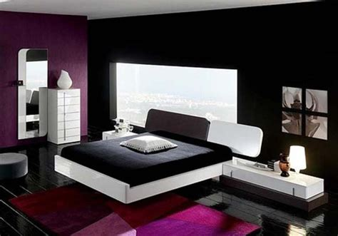 Black And Purple Bedroom Ideas | purple and black bedroom new bedroom ideas pinterest