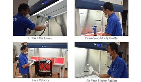 cleaning a biological safety cabinet esco release