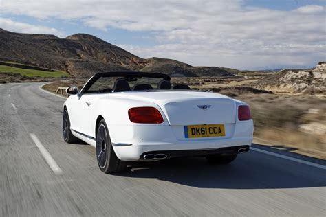 white bentley back white bentley continental convertible www pixshark com