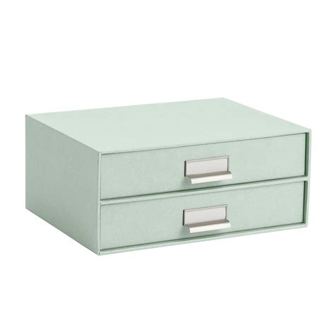 Paper Drawers by Bigso Mint Stockholm Paper Drawers The Container Store