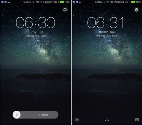 miui theme editor lockscreen ios 10 ambiance the most stunning theme for miui device