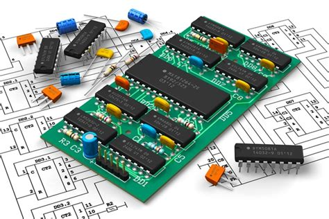 home business of pcb cad design services key factors to select electronic components cost
