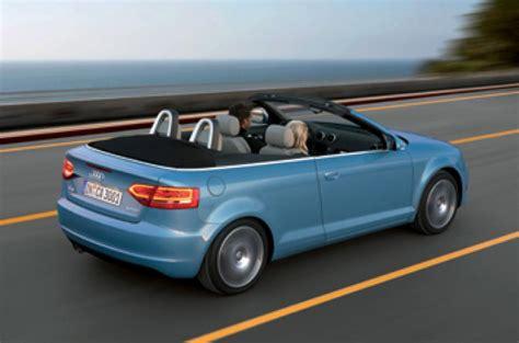 Ausstattungsvarianten Audi by Audi A3 Cabriolet Review Autocar