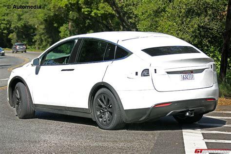 New Tesla Model X New Tesla Model X In Northern California Gtspirit
