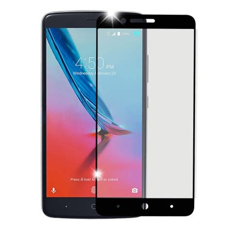 Murah Tempered Glass Zb Coolpad Max Packing coverage tempered glass screen black for zte sequoia zte z982 blade z max 885126466677 ebay