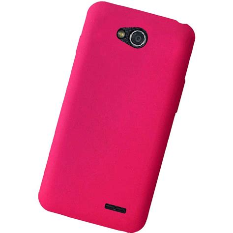for lg optimus l90 silicone skin soft rubber case phone cover