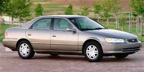 2001 toyota camry parts and accessories: automotive
