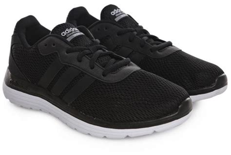 adidas black running shoe for review and buy in dubai abu dhabi and rest of united arab