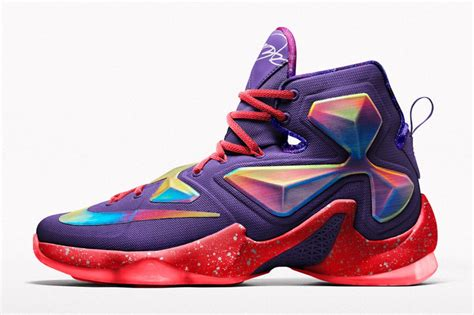 all lebron sneakers nike creates special quot all quot options for lebron 13 on