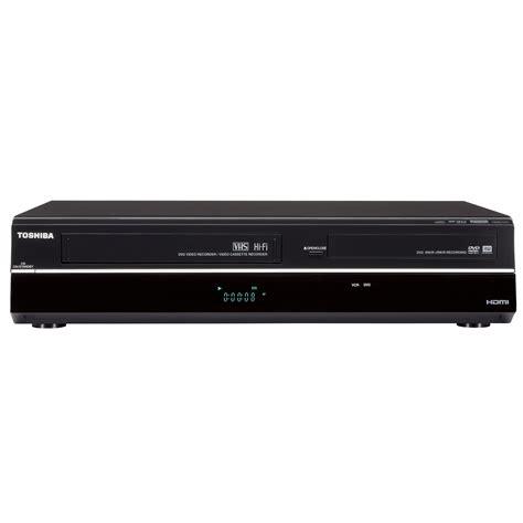 toshiba dvr620 dvd recorder and vcr combo w 1080p upconversion