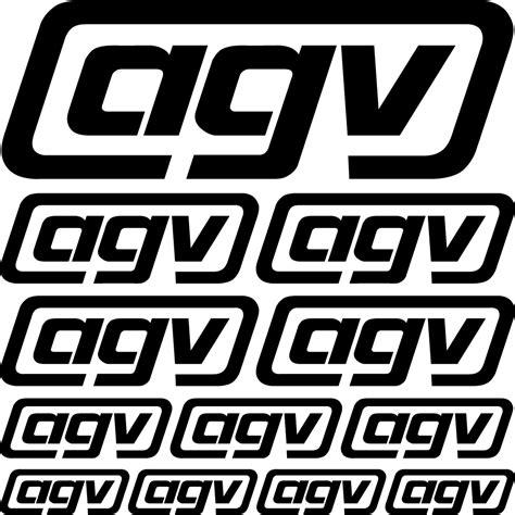 Sticker Helm Agv by Kit Stickers Agv Pas Cher