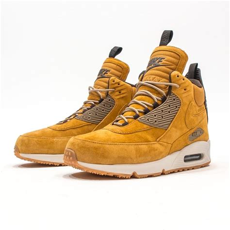 air max 90 sneaker boot nike air max 90 wheat sneakerboot now available yomzansi