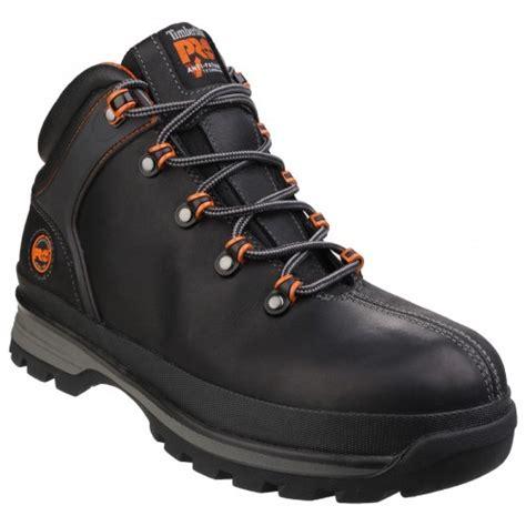 timberland safety boots for timberland pro splitrock xt black nubuck safety boots