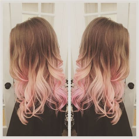 98 best images about hair ideas on pinterest photos light pink hair ends women black hairstyle pics