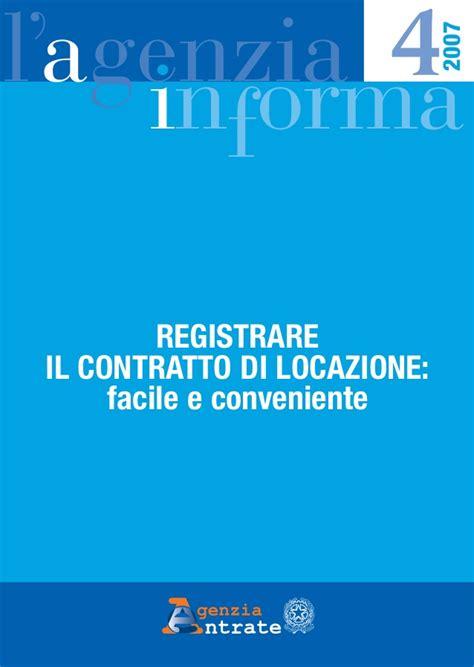 testo unico imposta registro registrazione contratti di locazione il ravvedimento
