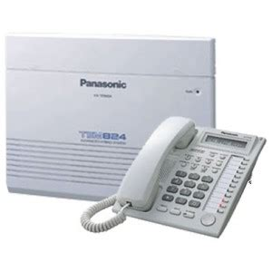 Pabx Panasonic Tes 824 24 Ext 1 pabx panasonic kx tes824nd 8 line 24 extension