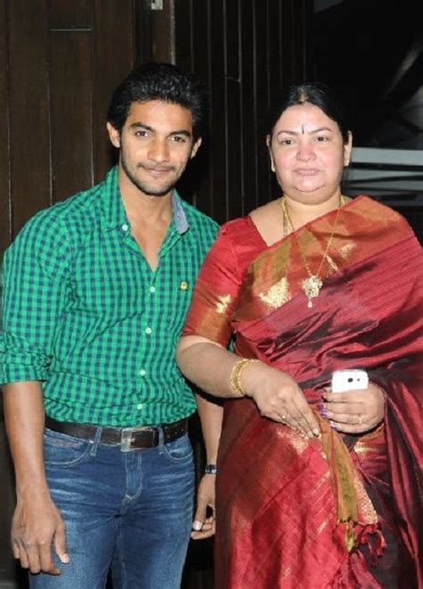 actor actress parents actor aadi family childhood photos celebrity family wiki