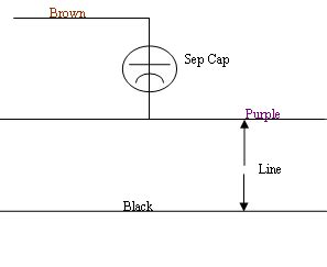 condenser fan motor wiring