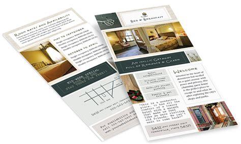 rack card design   rack cards