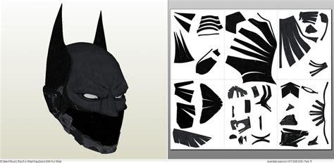 Topeng Batman Justice League Mask batman arkham beyond helmet foam pepakura eu