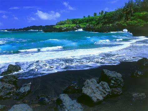 black beach maui hawaii hdx uxga