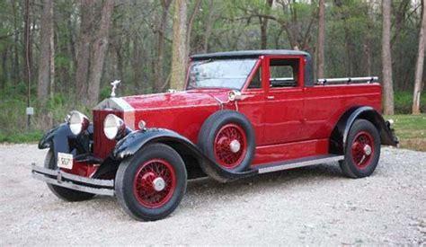 Rolls Royce Trucks Custom 1920s Rolls Royce Truck Autos Antiguos