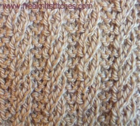 twisted knit stitch how to knit stitches twisted 2