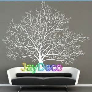 Extra Large Wall Stickers New Vinyl Tree Wall Decals Extra Large Round Big Tree By
