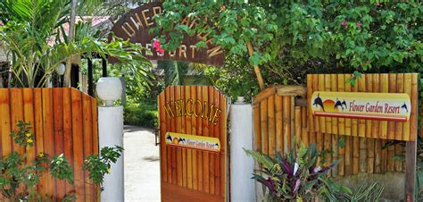 flower garden resort flower garden resort at alona panglao bohol guide