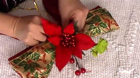 decoracion de arboles con cinta lazo navide 241 o adornos navide 241 os lazo para 225 rbol de navidad adornos con cinta alambrada