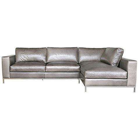 Mayfair Leather Sofa by Best 25 Grey Leather Ideas On