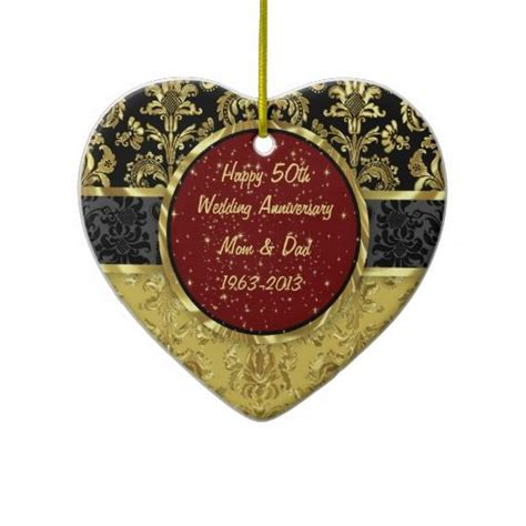 1000 images about 50th anniversary christmas ornament on