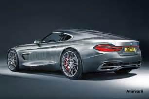 new bmw 6 series to morph into porsche 911 rival | auto