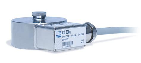 Hbm Canister Load Cell C2 c2 kg t peson hbm