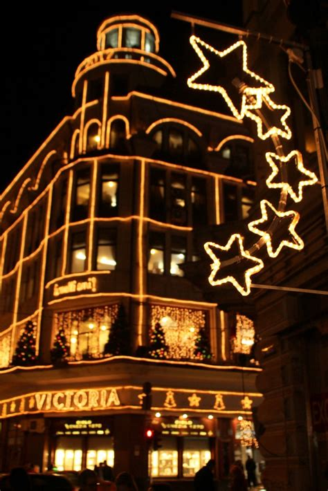 victoria store with christmas lights by nicubunu on deviantart