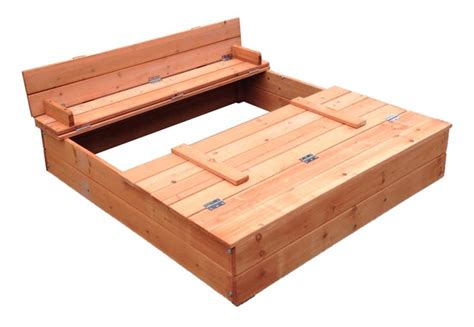 sandpit bench sandpit with bench seats grabone nz