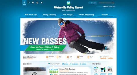 best decor websites billingsblessingbags org 5 more original ski resort website designs launched