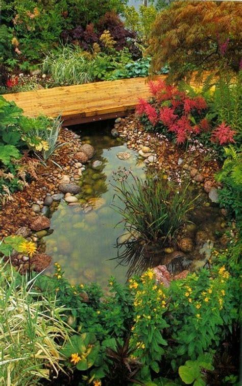Gartenideen Teich by Die 25 Besten Ideen Zu Bachlauf Bauen Auf