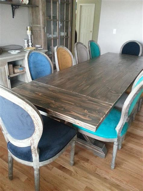 enchanting dining room table 10 person gallery best building a 10 person dining room table is our project of
