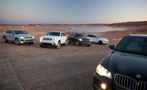bmw jeep jeep grand cherokee diesel vs bmw x5 diesel autos post