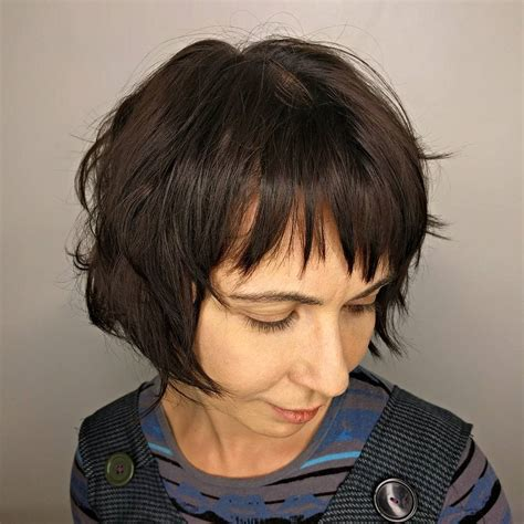 edgy bobs with bangs 40 best edgy haircuts ideas to upgrade your usual styles