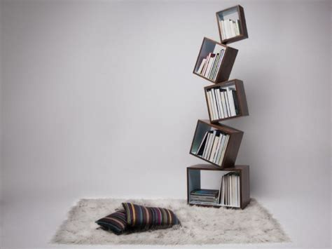 contemporary unique bookshelves design ideas decobizz com