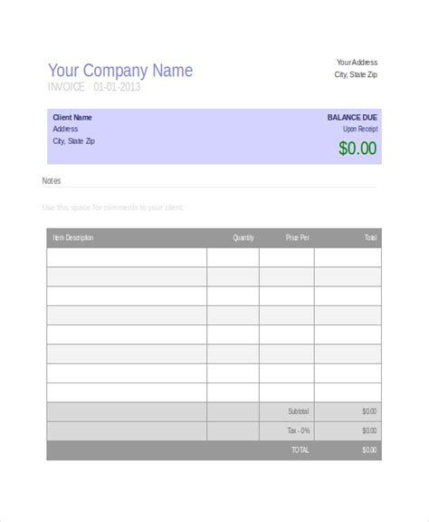 moving invoice template moving invoice template word rabitah net