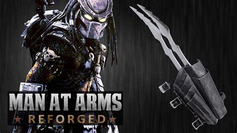 Blade Reforged predator blades vs predator at arms