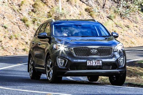 Kia Sorento Review Australia 2017 Kia Sorento Review Live Prices And Updates Whichcar