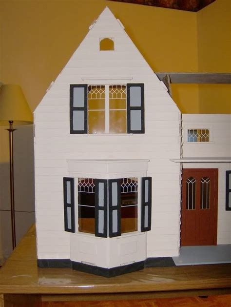 dollhouse siding how to dollhouse siding guide tutorials miniature