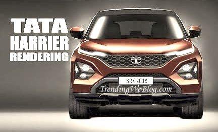 tata harrier price, interior, launch date, specs, millage