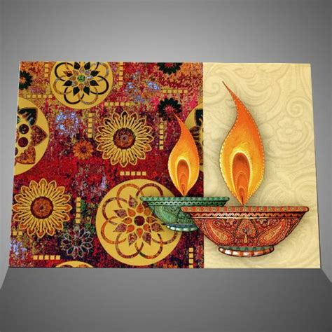 Handmade Diwali Cards - 23 best diwali cards images on diwali cards